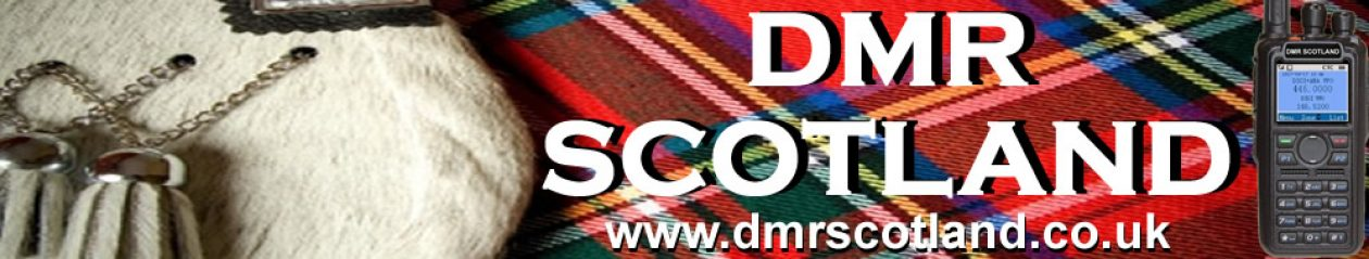DMR Scotland – Digital Amateur Radio