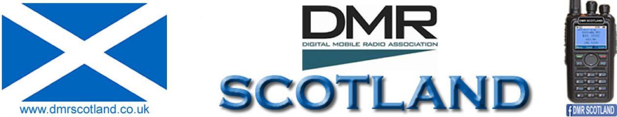 DMR Scotland – Digital Amateur Radio